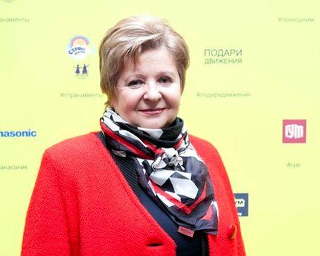 Поздравляем с Юбилеем Арскую Надежду Александровну