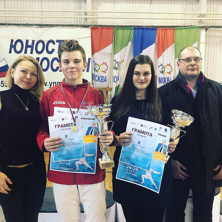 В Москве завершился турнир памяти В.А. Гансона