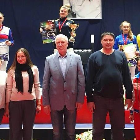 В Москве завершился турнир памяти С.А. Шарикова