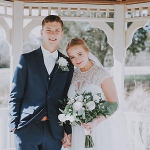 Sam + Caroline Wedding Highlight Album