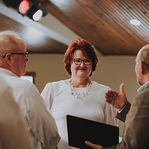 Greg + Debbie's Wedding