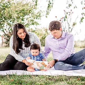 Chase Burdette Family Mini Session