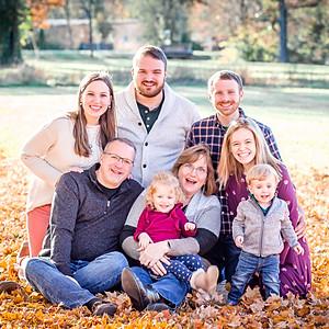 Rehmel Family Fall 2019