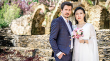 Istanbul Engagement: Avraham + Esder