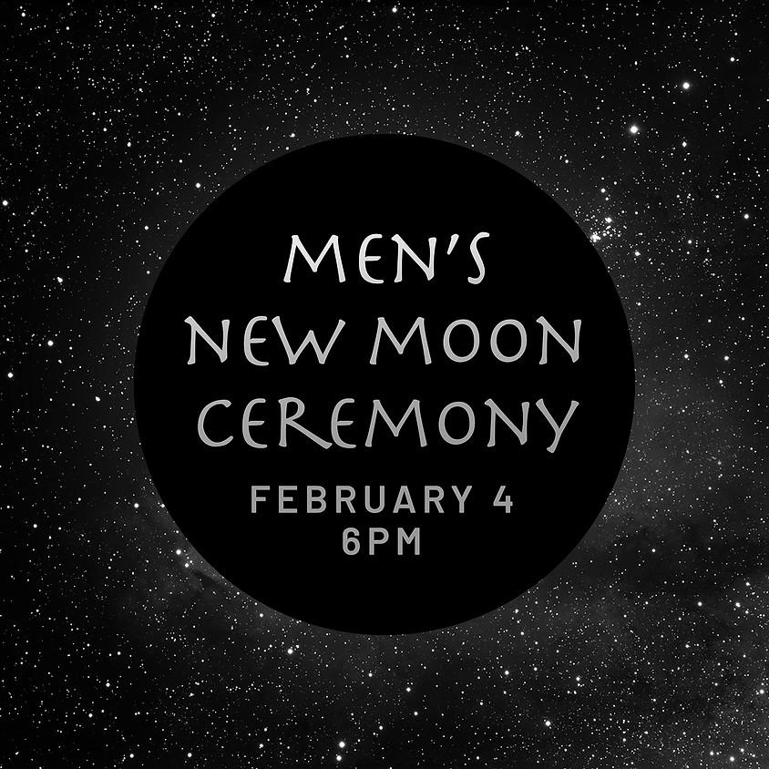 Men's New Moon Ceremony
