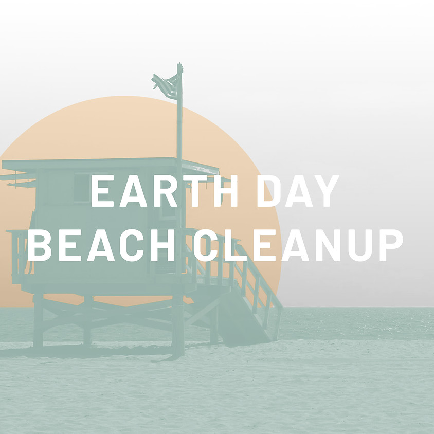 Earth Day Beach Cleanup!