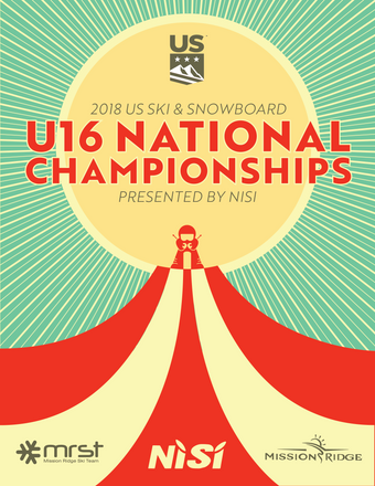 U16 Nationals T-Shirt