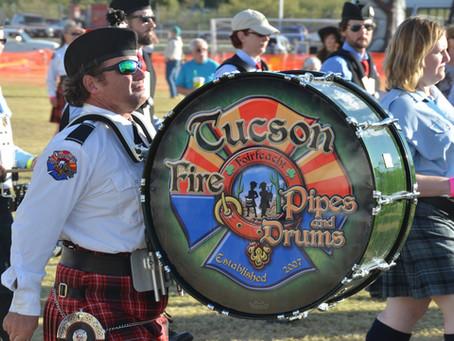 Schotse Highland Games kalender 2020