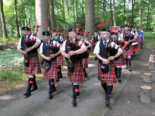 Schotse Highland Games kalender 2021