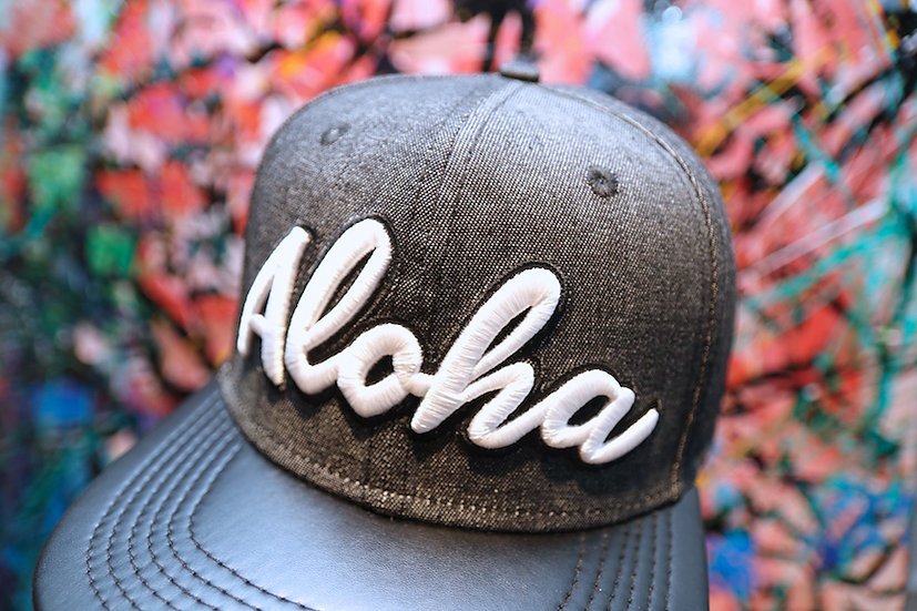 CO2 & JACK D ALOHA inspired hat