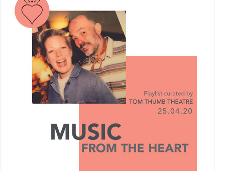PLAYLIST SESSION 2 - GETTING TO KNOW YOUR NEIGHBOURS - We LOVE Tom Thumb Theatre