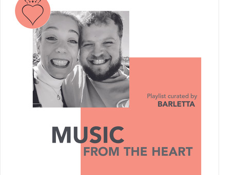 PLAYLIST SESSION 010 - Getting to know your Neighbours - Curated by the lovelies at 'Barletta'