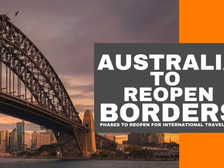 Australia hopes to resume international flights by Christmas
