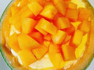 Melon Semifreddo