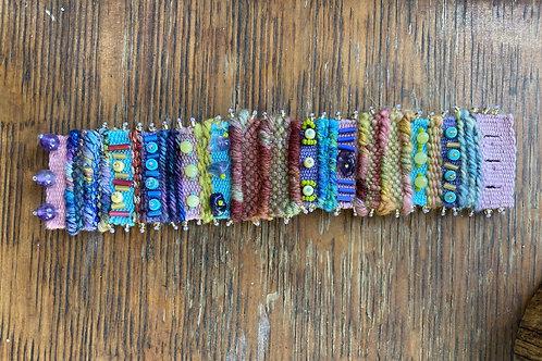 Beaded Tapestry Bracelet