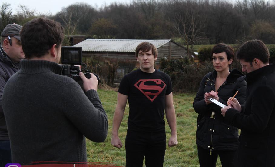The British Superman