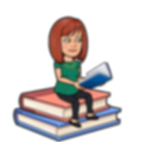 Seated on books.png