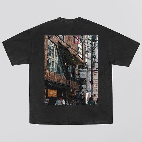 """inspired by """"vintage black""""  OSAKA"""