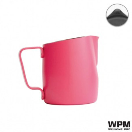 10OZ WPM PITCHER PINK WITH NARROW SPOUT