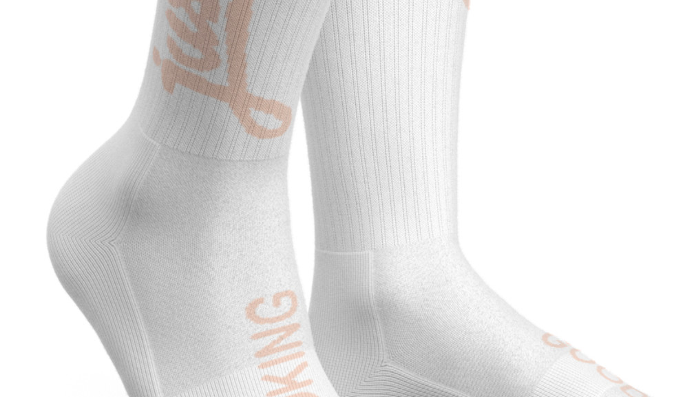 crew socks by jusq'a limited