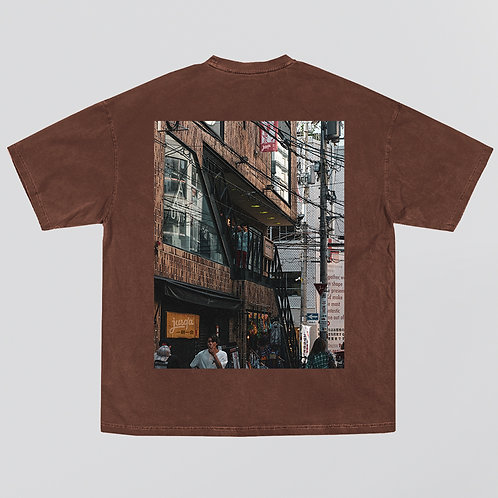 """inspired by """"vintage brown""""  OSAKA"""