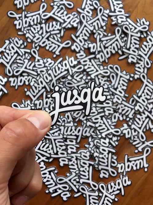 jusq'a sticker