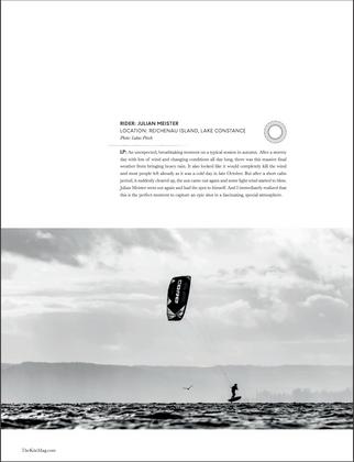 TheKiteMag - Foiling Bodensee (Julian Meister)