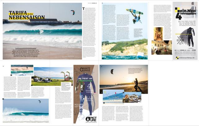Kitelife Magazin - Reisebericht Tarifa