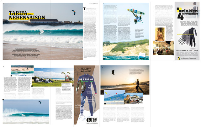 Kitelife Magazine - Travel Report Tarifa