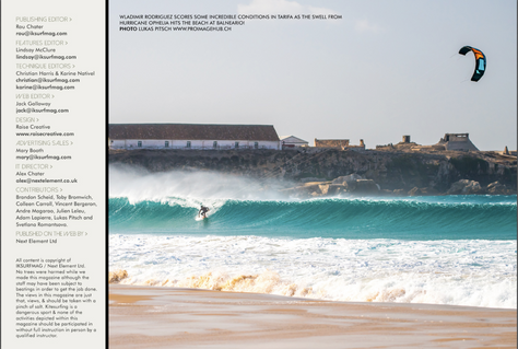 IKSURFMAG - Tarifa Hurricane Waves