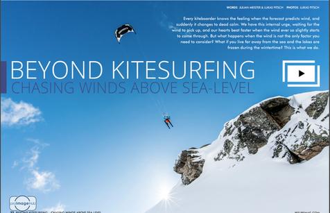 IKSURFMAG - Beyond Kitesurfing