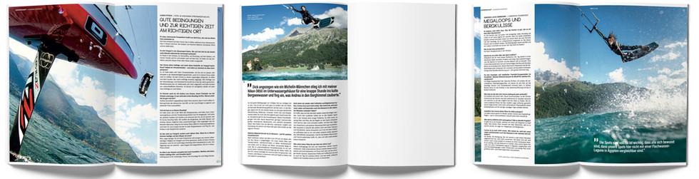 Kiteboarding - Andrea Luca Ammann