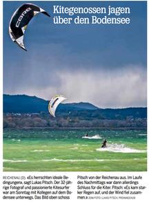 20min - Kitesurf Bodensee