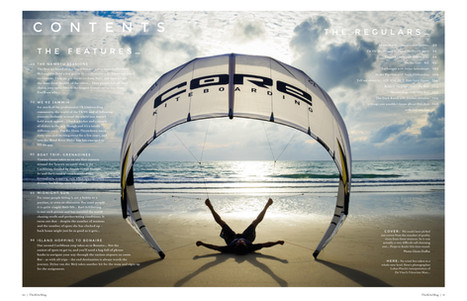 TheKiteMag - Vitruvian Man of Kitesurfing