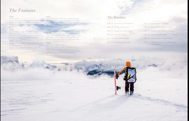 TheKiteMag - Snowkite Gamserrugg