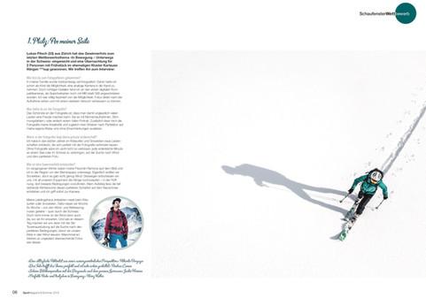 Spot Magazine - 1. Platz Fotowettbewerb