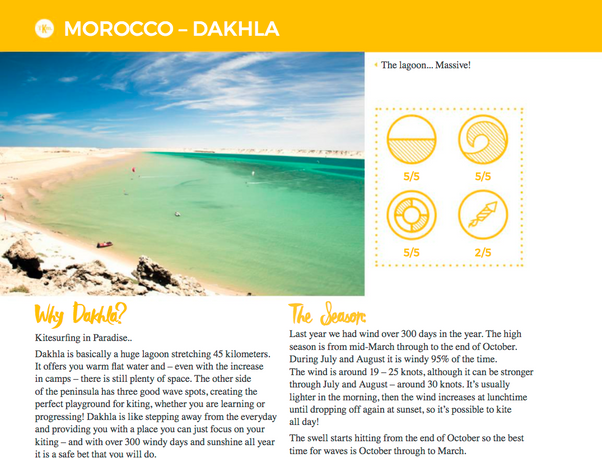 Destination Guide - Dakhla