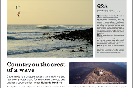 The Times - Cape Verde