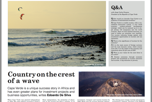 The Times - Kap Verde