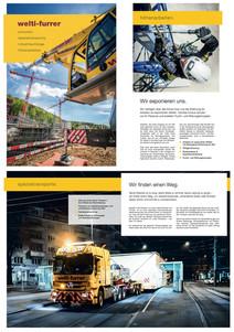 Welti-Furrer Pneukran & Spezialtransporte AG