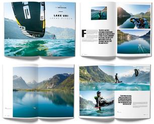 Lake Uri - TheKiteMag