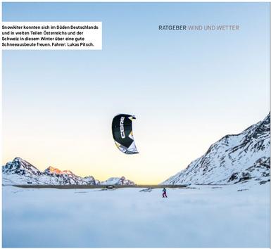 Kitelife - Ramona Studer, Bernina