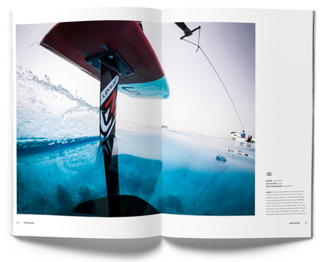 """The Foiling Mag - """"Selfie"""""""