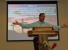 About our Pastor