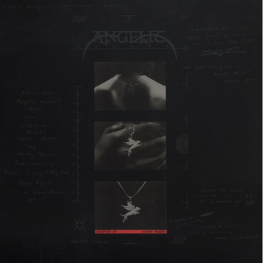 KENNY MASON x THE ANGELIC HOODRAT: ALBUM x INTERVIEW