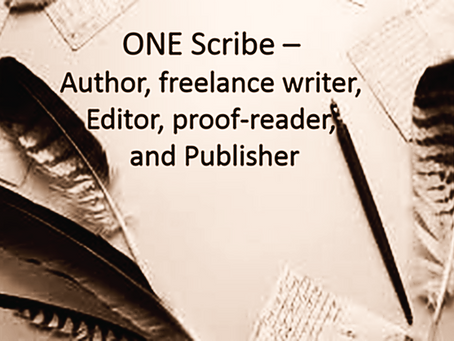 The Freelance Writer Conned.