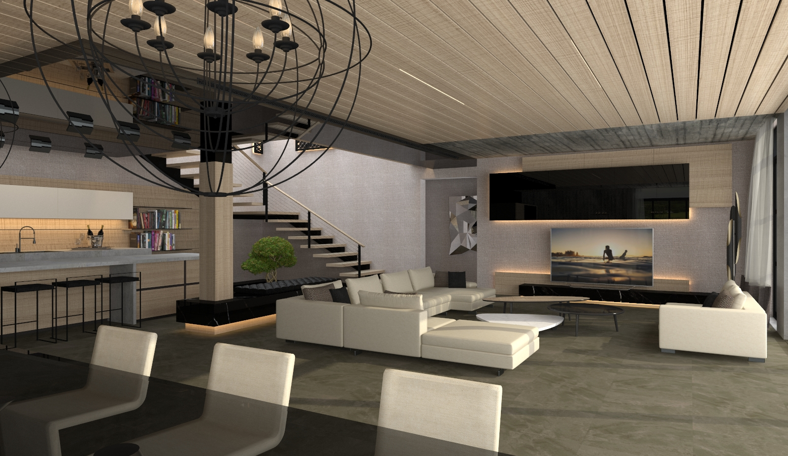 Salon Final Render 06