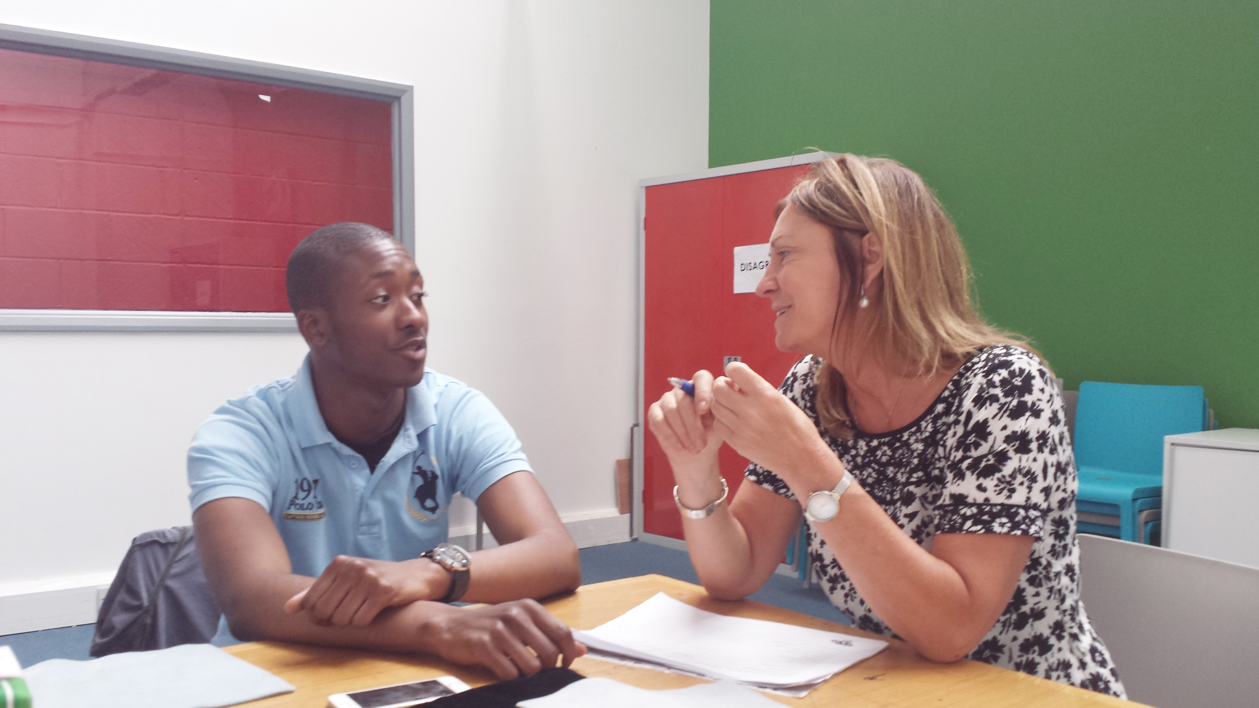 Mentoring at the Prince's Trust