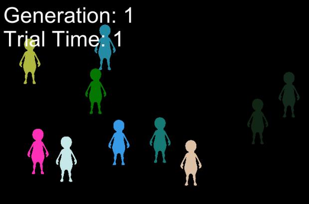 Camo : Genetic Algorithm