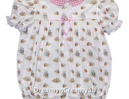 ADULT SISSY SWEET BABY ROMPER RMP02
